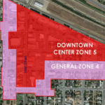 Downtown Regulating Plan