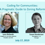 CODING FOR COMMUNITIES WEBINAR FROM JULY 17: VIDEO POSTED